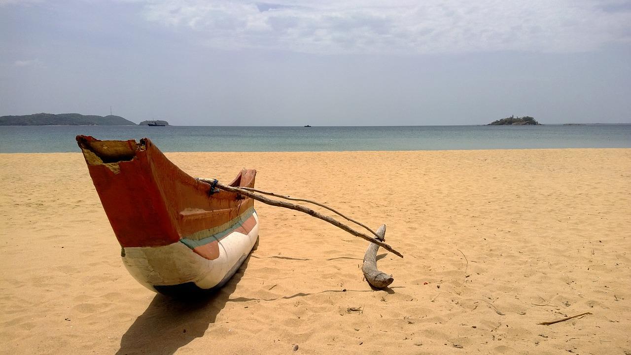4 des plus belles plages sri-lankaises